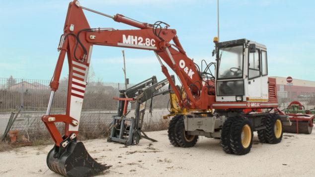 DGF Davoli offerta vendita Escavatore Orenstein & Koppel  usato