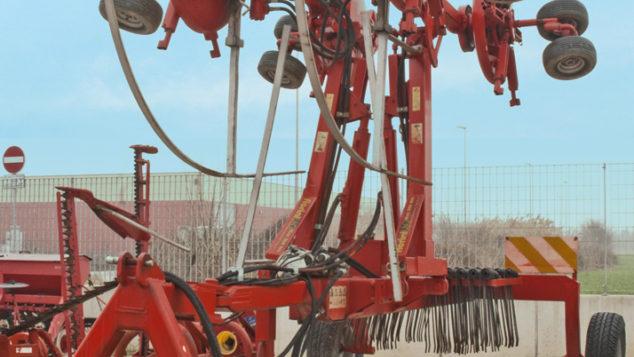 DGF Davoli offerta vendita Ranghinatore Fiorini usato